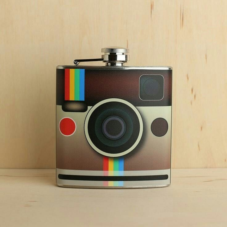 Petaca Polaroid