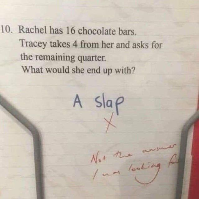 Best Funny Test Answers 27 Dumb but Clever Jokes That Are Technically True 27 Dumb but Clever Jokes That Are Technically True - FAIL Blog - Funny Fails 10