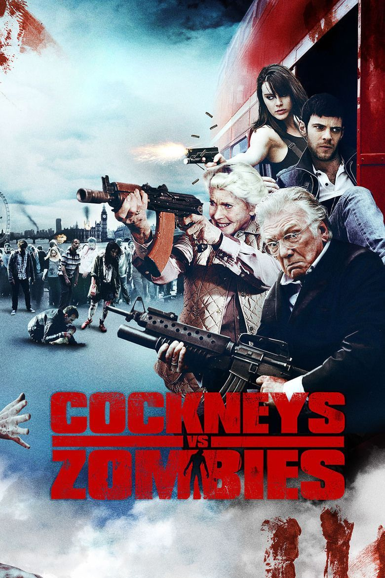 Cockneys Vs Zombies 2012 Movie Posters Movies Movies Online