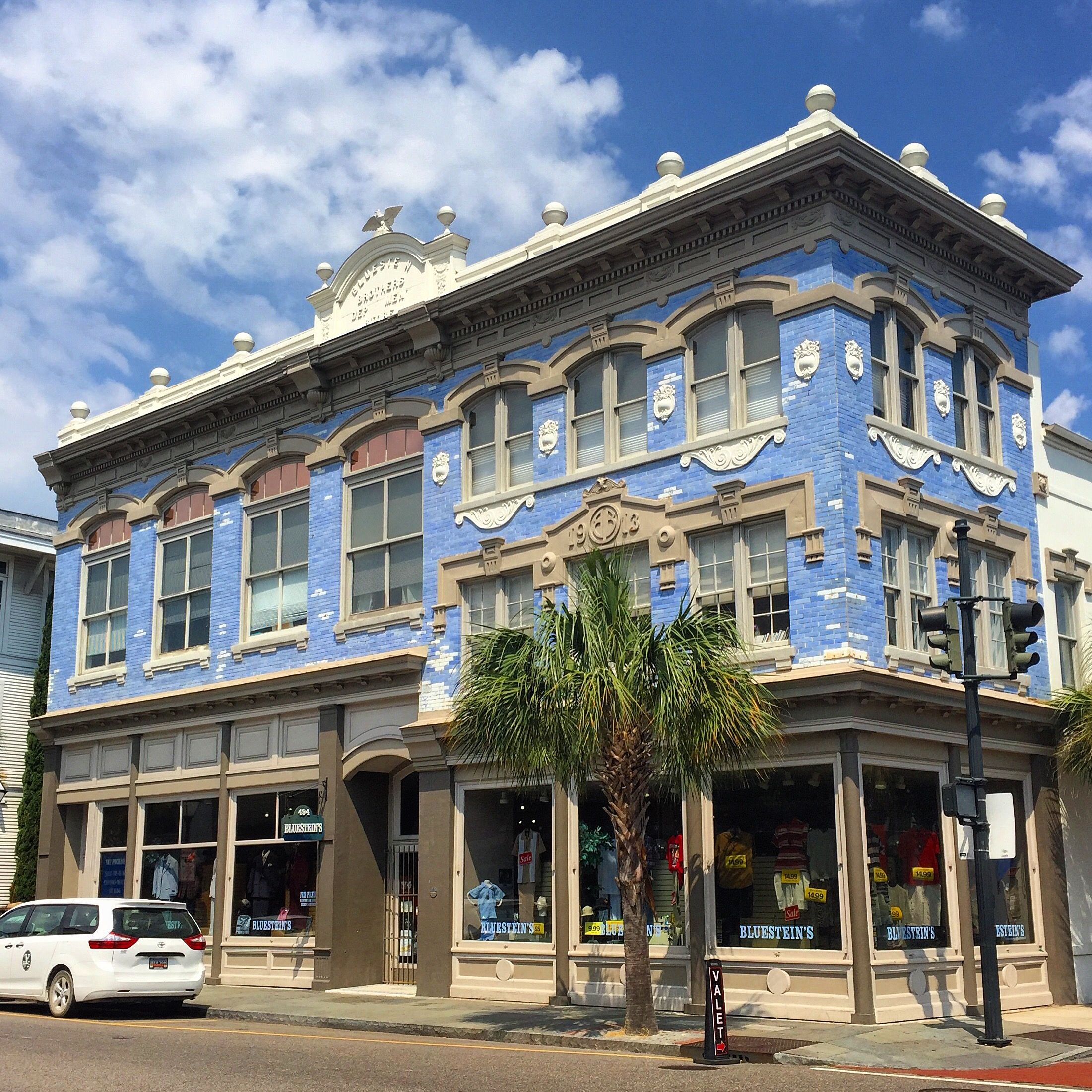 King St Charleston Sc: Bluestein's On King Street (With Images)