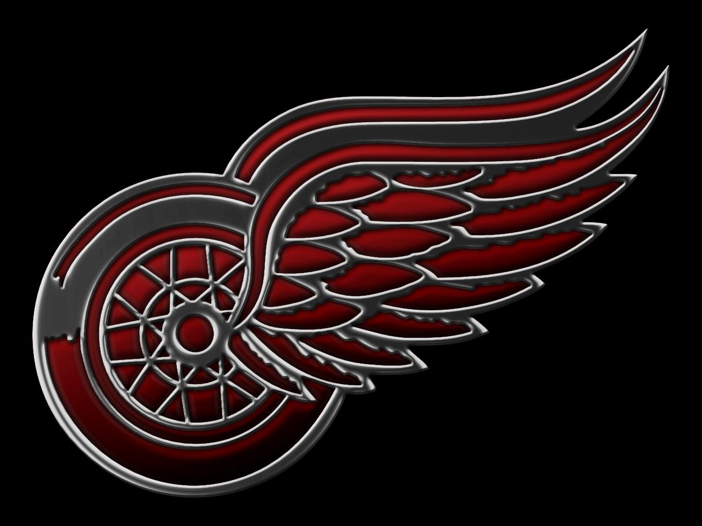 Looking For Unique Red Wings Logo Pics Red Wing Logo Detroit