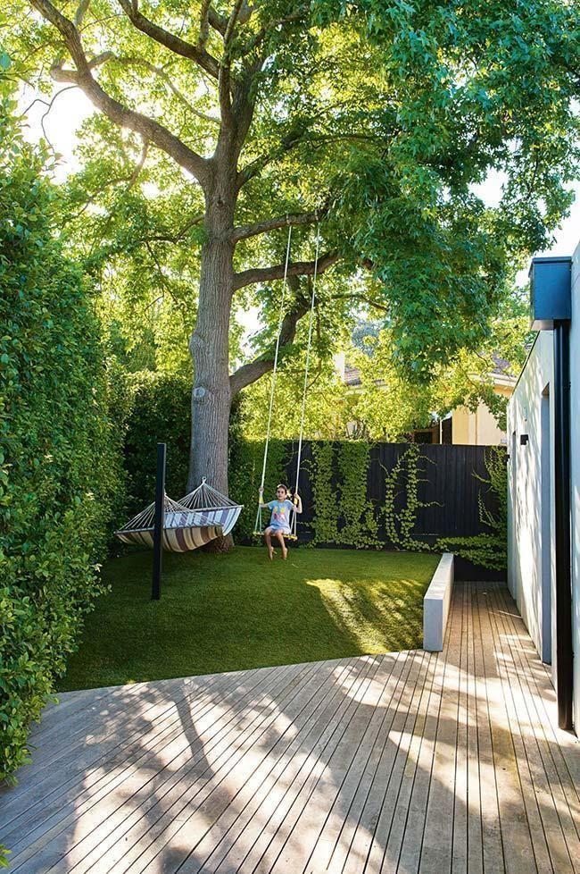 Small garden: 60 models and inspiring design ideas-#design