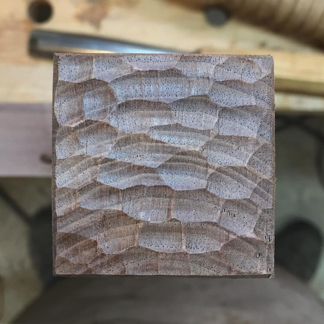 End detail on desk legs. These will mostly be hidden, or out of a main line of sight, and as such approach achieving my ultimate goal of subtle detail and illustrating great care while forcing as...