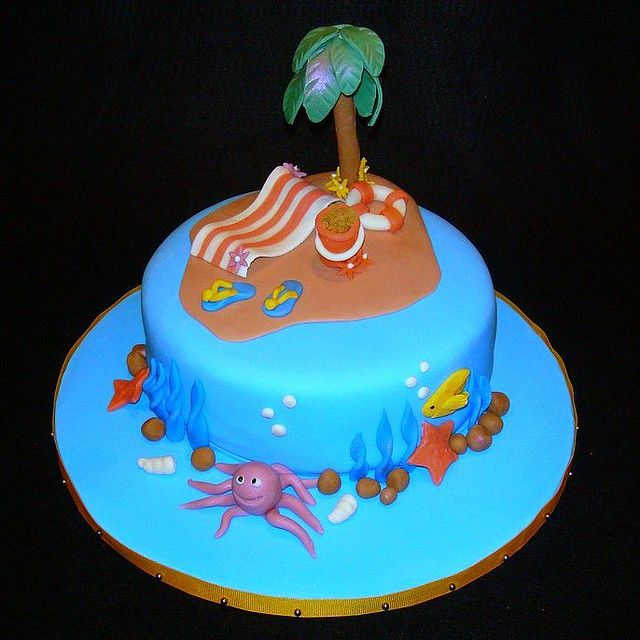 Professional Cakes: Professional Birthday Party Cakes