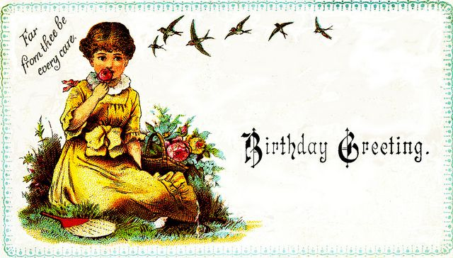 Victorian Birthday Card About 1895 Birthday Cards Images Friend Birthday Cards For Friends
