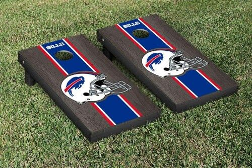 Bills cornhole boards
