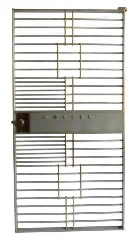 Mosler Bank Vault Door Modernism Vault Doors Banks Vault Doors