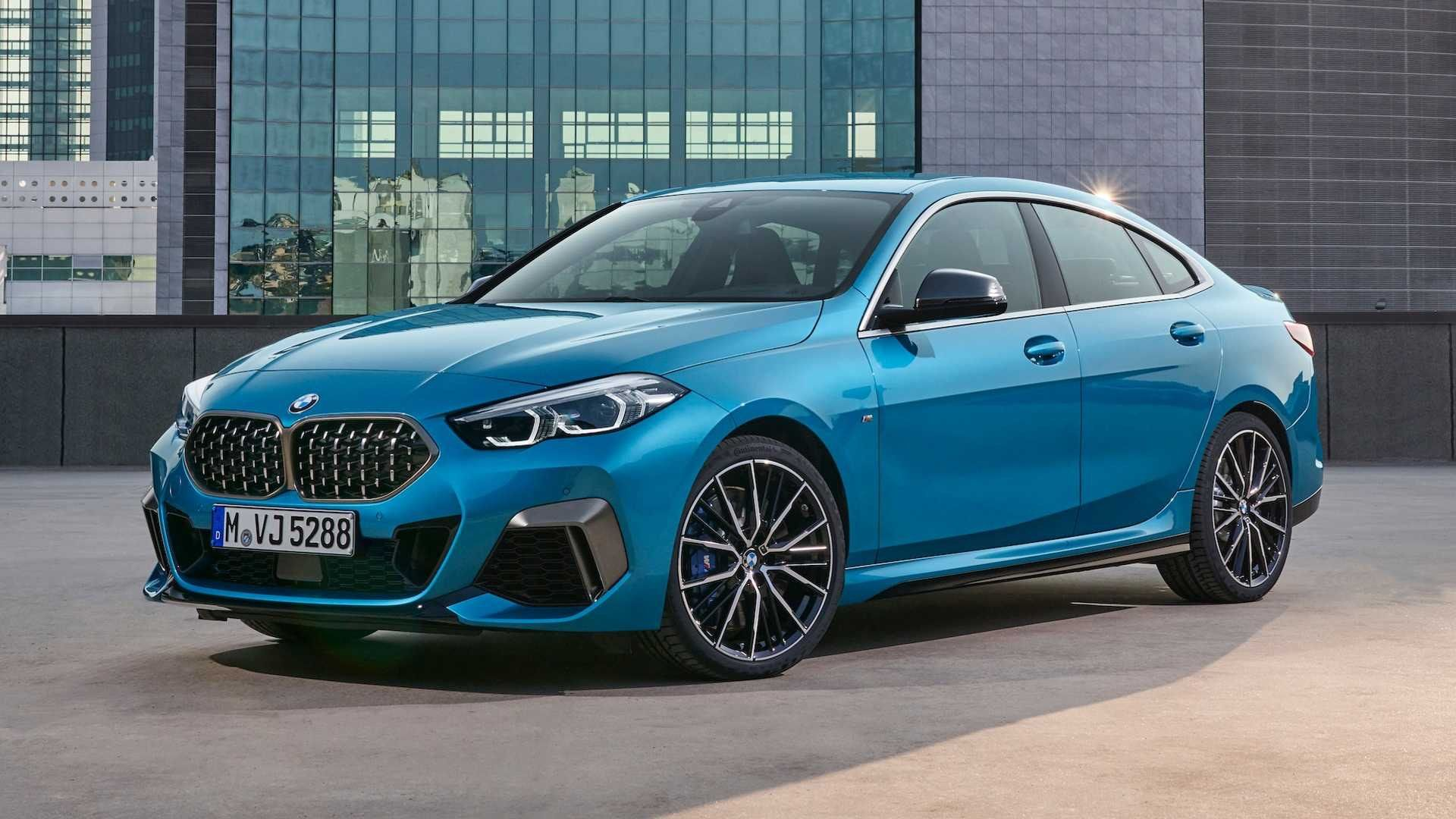 Bmw 2 Series Grand Coupe Launched In Pakistan Bmw Bmw 2 New Bmw