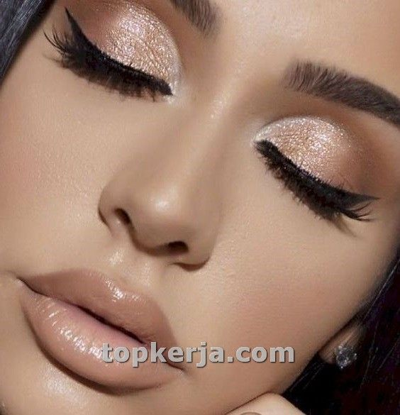 Photo of Stylish Rose Gold Makeup Ideas For Women To Try Now