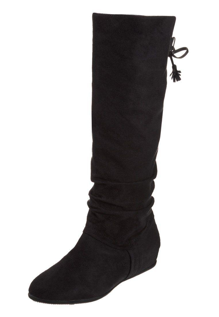 e05906ff44075 Anna Field Bottes compensées - noir - ZALANDO.BE   chaussures ...