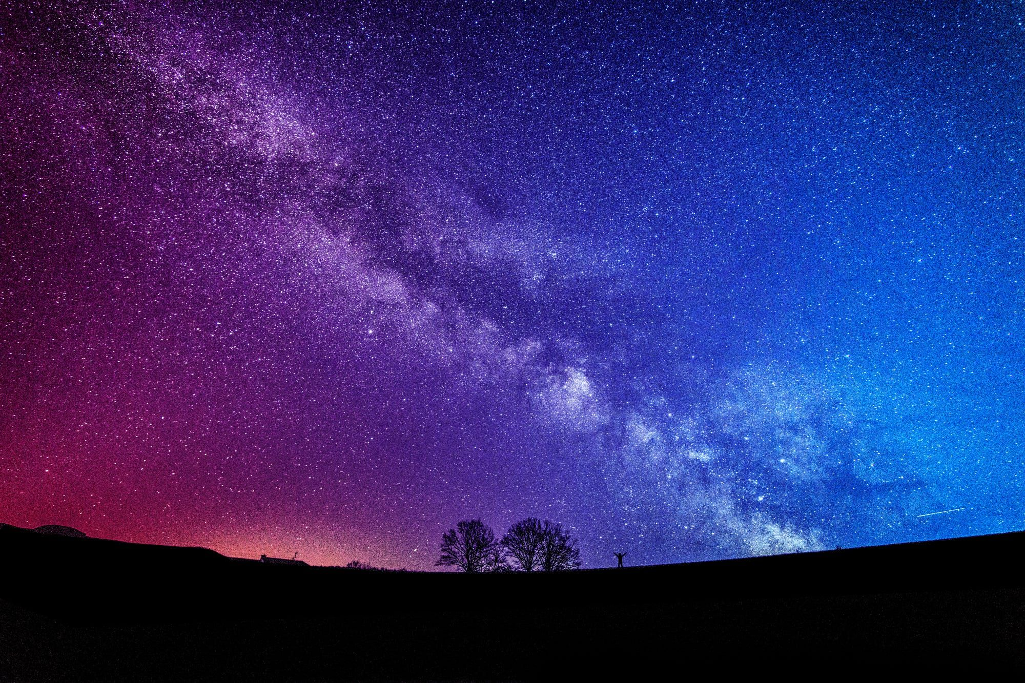 Milky way for the first time this year at around 4am in Austria