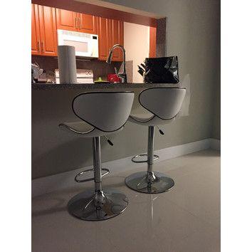 Marlon Swivel Adjustable Height Bar Stool Bar Stools Swivel Bar Stools Swivel Seating