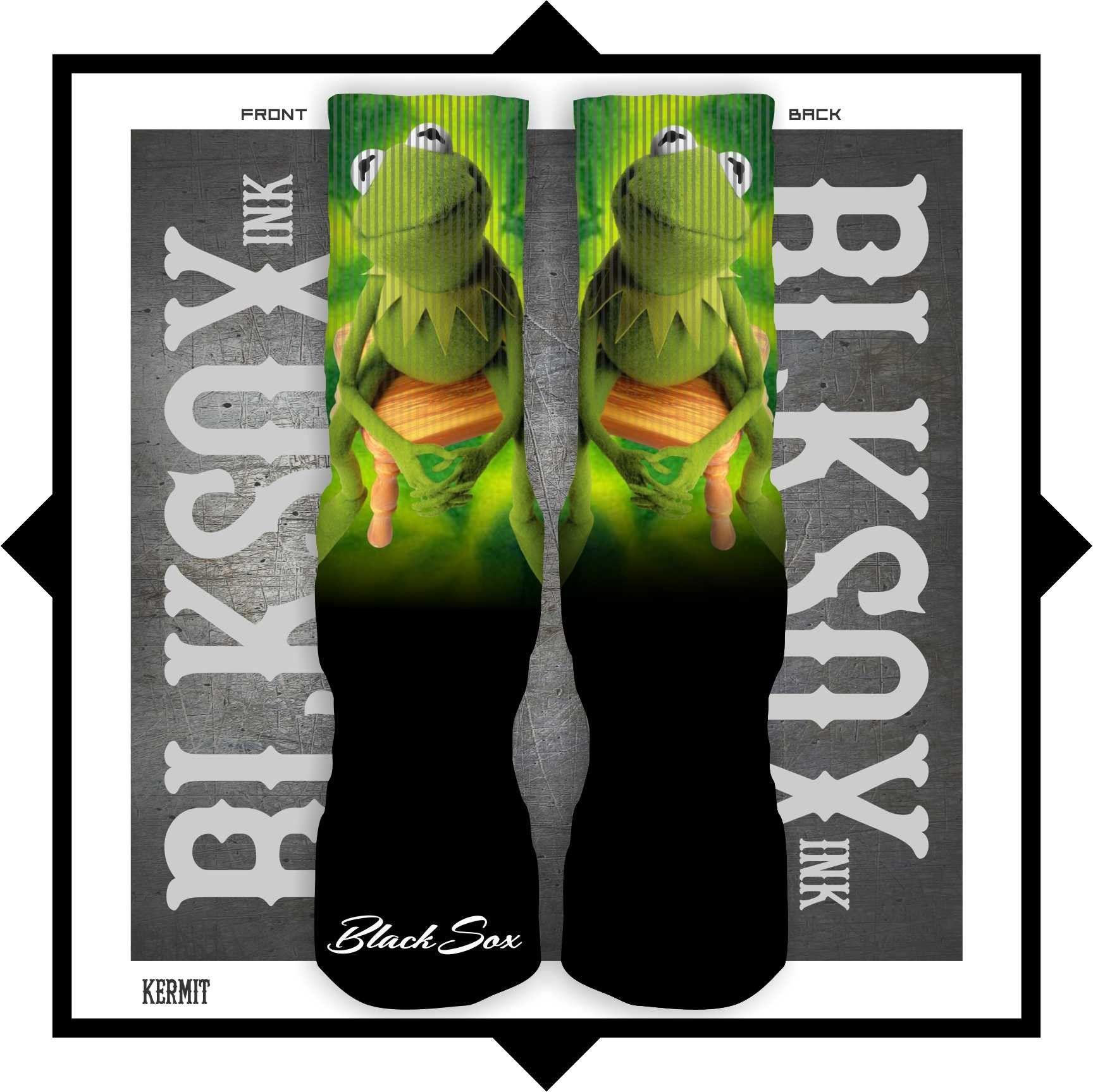 Kermit Luxury Socks