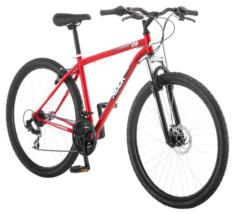 29 In 29 Er Pacific Men S Rook Mountain Bike Red Bike Mountain