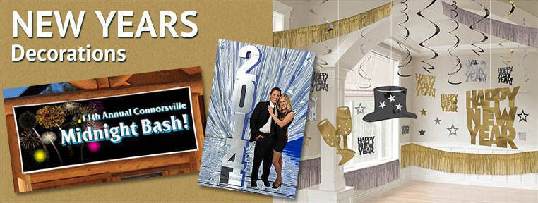 Shop New Years Decorations New Years Party Supplies  Decorations