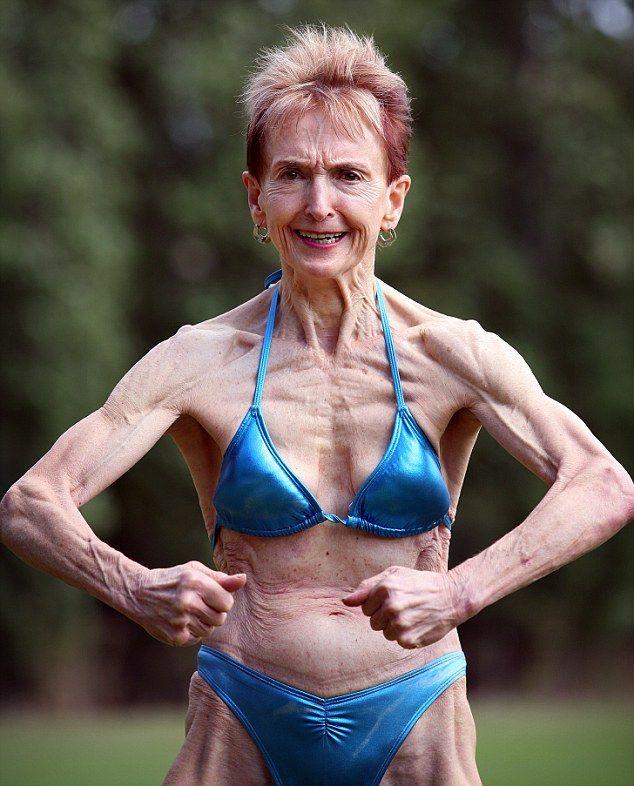 75-year-old bodybuilding grandma reveals her plans