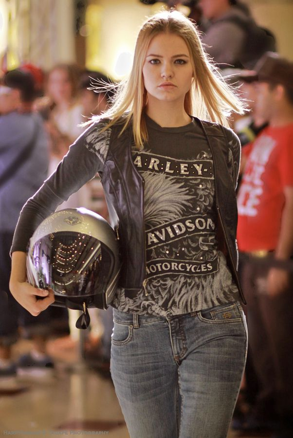 Harley Davidson Clothing Smart Long Sleeves And Pants Harley Davidson Clothing Harley Women Biker Girl