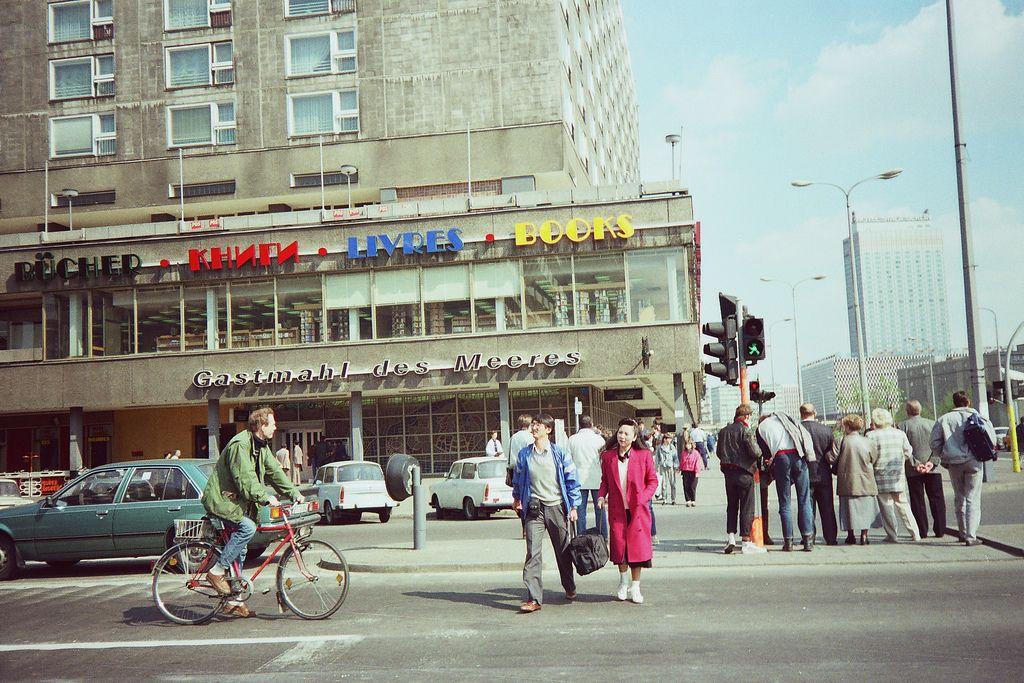 Gastmahl Des Meeres East Berlin West Berlin Berlin