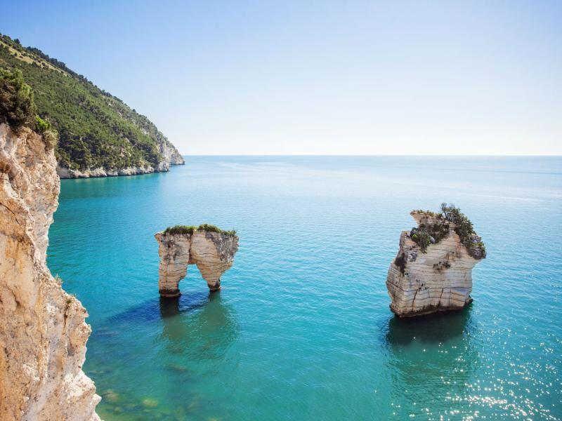 Scegliere i villaggi turistici del Gargano per le vacanze
