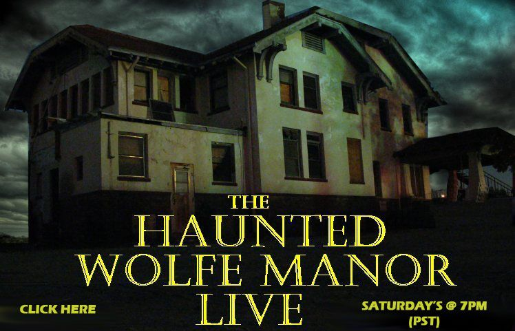 Wolfe Manor Hotel: Clovis, California. Wolfe Manor was built in 1922 as tycoon Anthony Andriotti's personal mansion, however after his death at age 36, it became a sanitarium and mental illness facility where there was at least one death per day and much mal-treatment of patients. There is said to be lots of apparitions, voices and paranormal experiences recorded here.