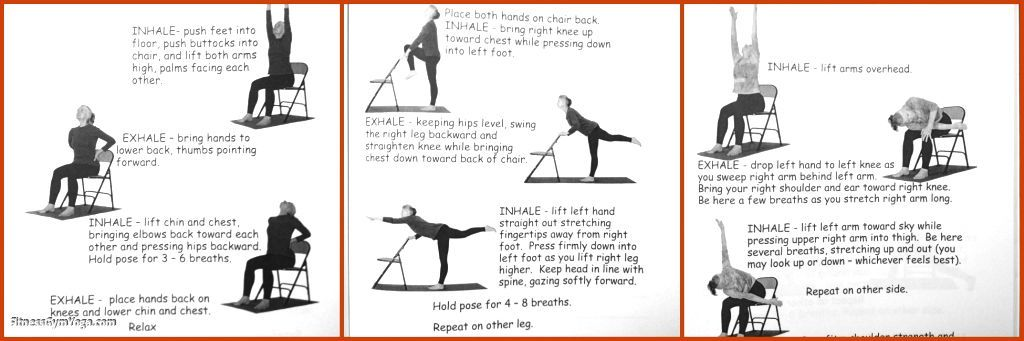 Found On Bing From Www Fitnessgymyoga Com Chair Yoga Chair Pose Yoga Senior Fitness