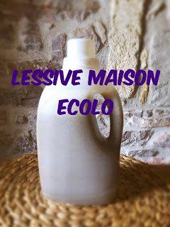 Lessive Maison Ecolo Au Savon Noir Recette De Lessive Lessive