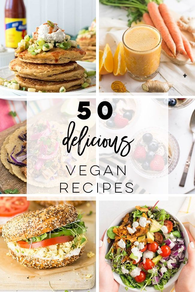 Delicious Plant Based Recipes You Need to Try - from breakfast and desserts, to soups and salads, this post is an abundance reference of delicious vegan recipes. | mindfulavocado