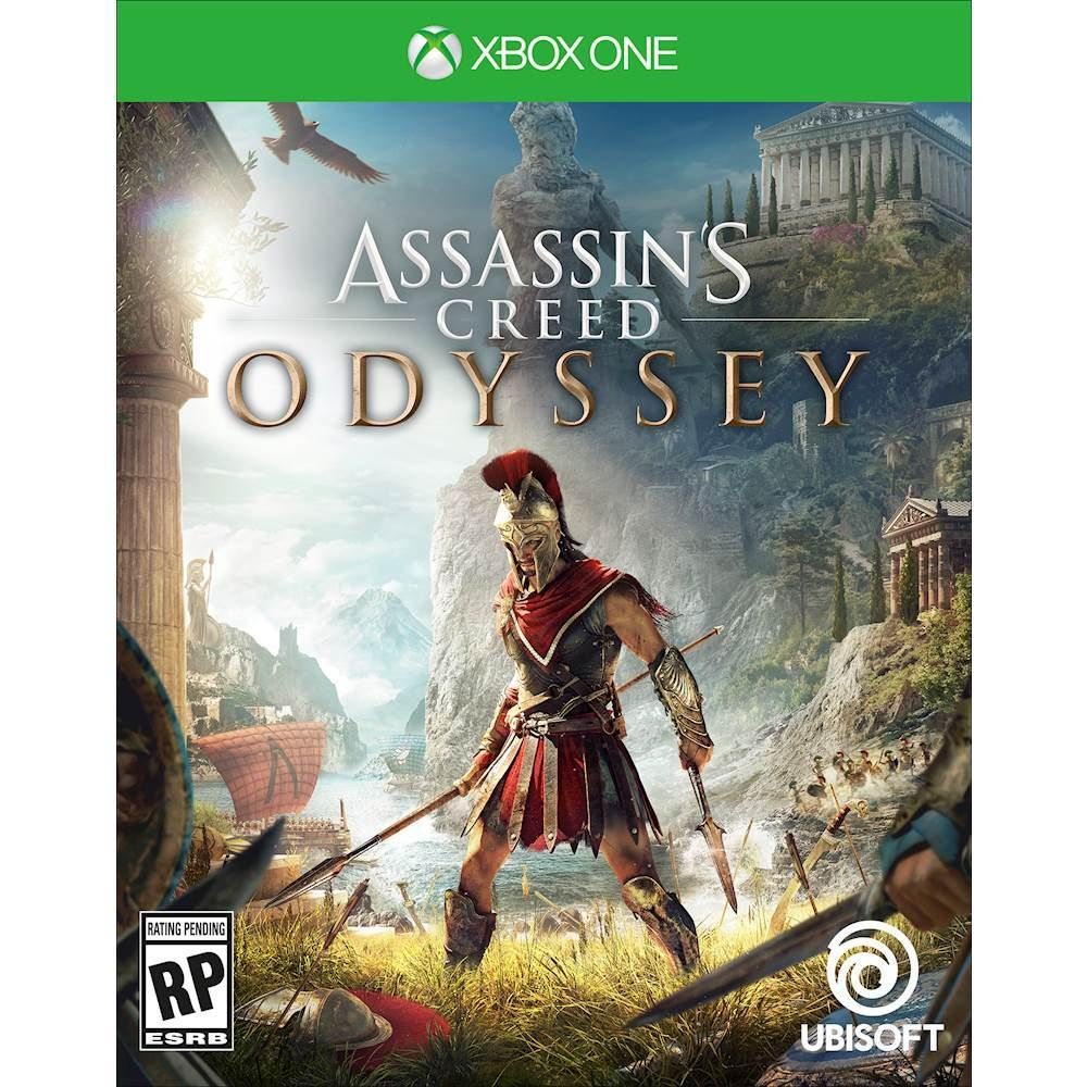 Assassin S Creed Odyssey Standard Edition Xbox One In 2020