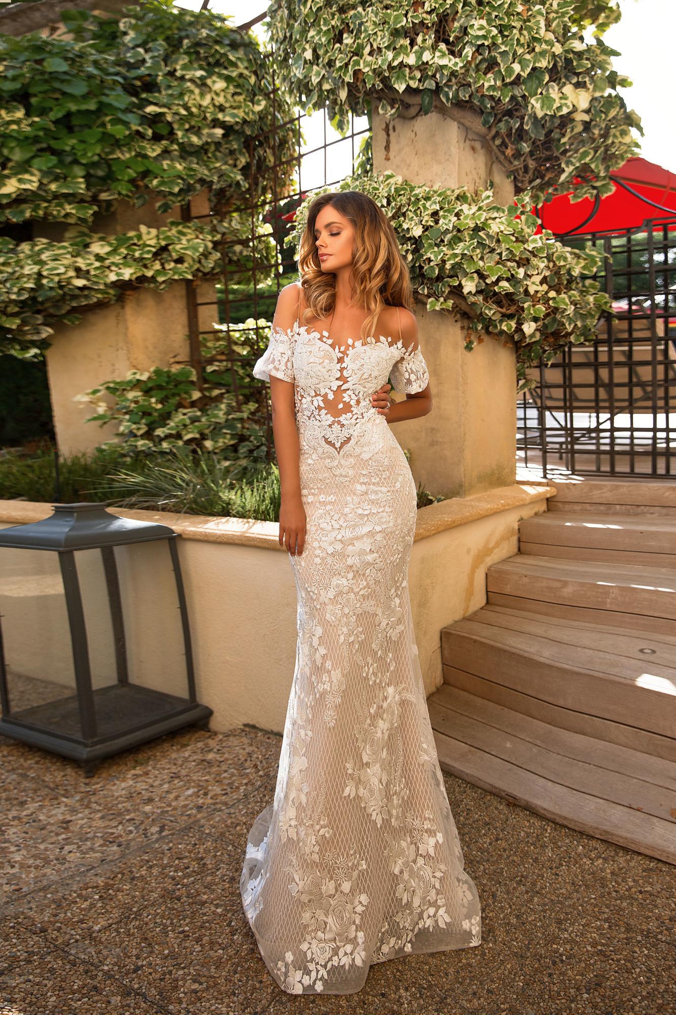 Nata By Milla Nova Available At I Do Wedding This Spring 283 Tremont St Boston Ma 02116 Ww Wedding Dresses Milla Nova Wedding Dresses Wedding Dresses 2018