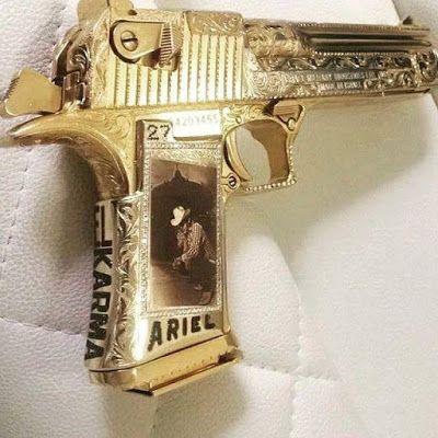 Fotos Las Armas De Lujo De Los Narcos En México Narcoviolencia
