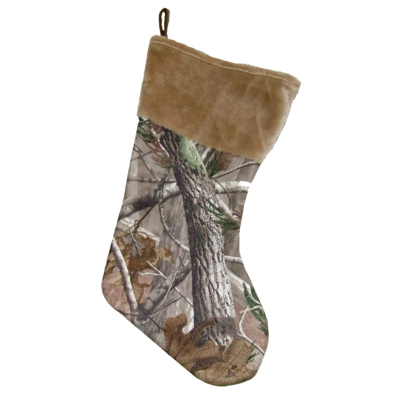 Realtree Ap Camo Stocking | Stockings, Camo and Christmas stocking
