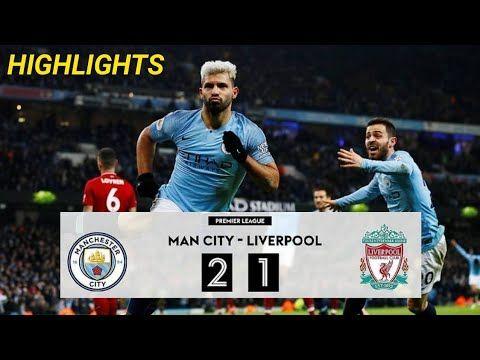 Big Match Liga Inggris 4/1/2019 • Man City vs Liverpool ...