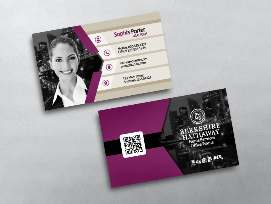 Order Berkshire Hathaway Business Cards Free Shipping Design Templates Berkshire Ha Business Card Design Modern Business Cards Design Free Business Cards