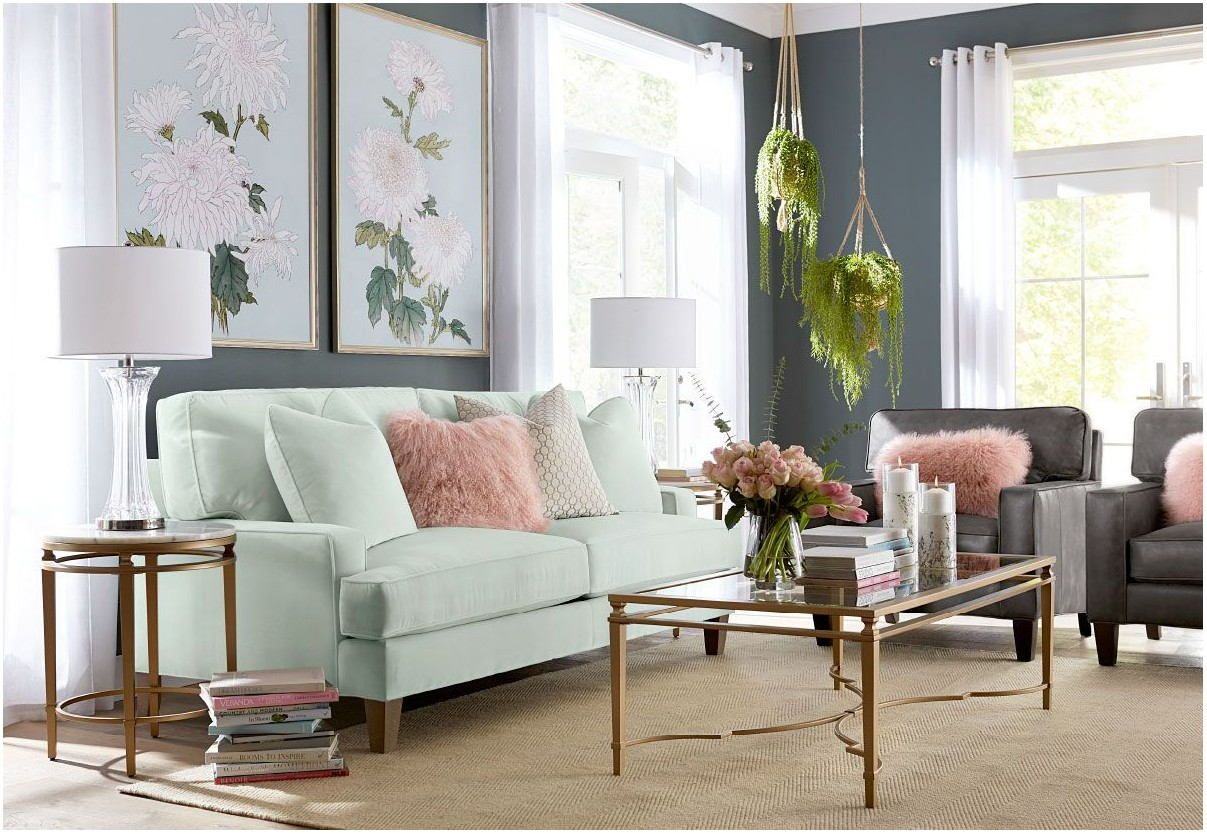 Living Rooms With Seafoam Green Paint In 2020 With Images