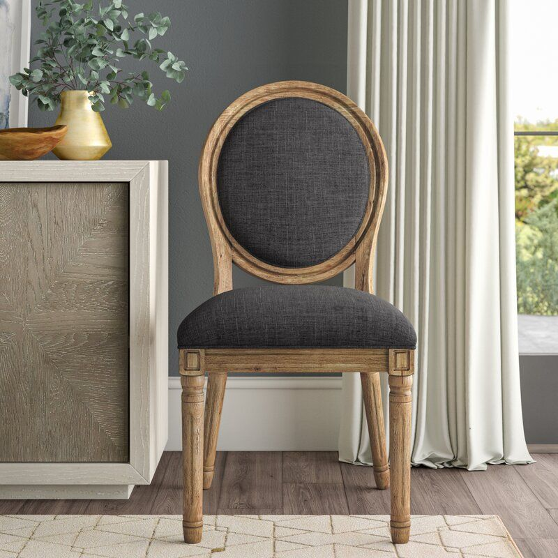 Lachance Round Upholstered Dining Chair, Lachance Furniture Reviews