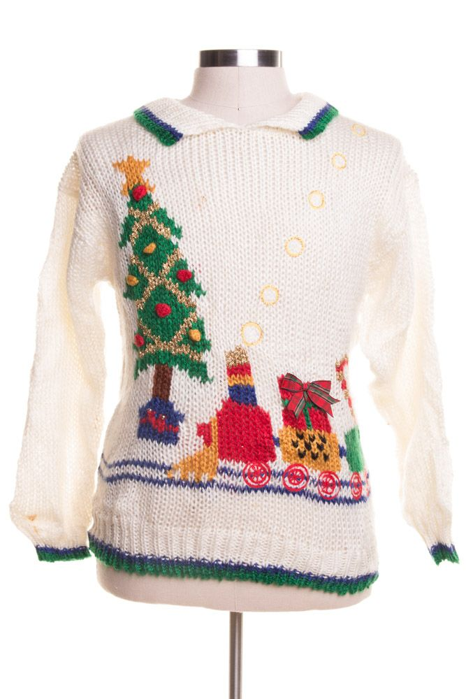 1b0e917abc04b Vintage Ugly Christmas Sweaters