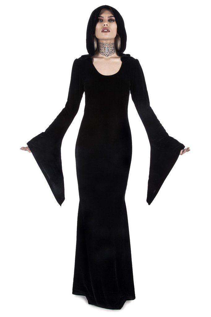 Hemlock Hooded Maxi Dress B My Fashion Wish List Pinterest