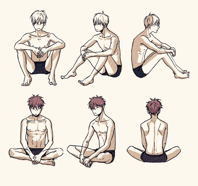 Pin By Horea Emi Ciorca On Draw Helper Drawing Poses Drawing Poses Male Anime Poses Reference To draw an anime body start by drawing a stick figure with small circles at the joints and. drawing poses drawing poses male