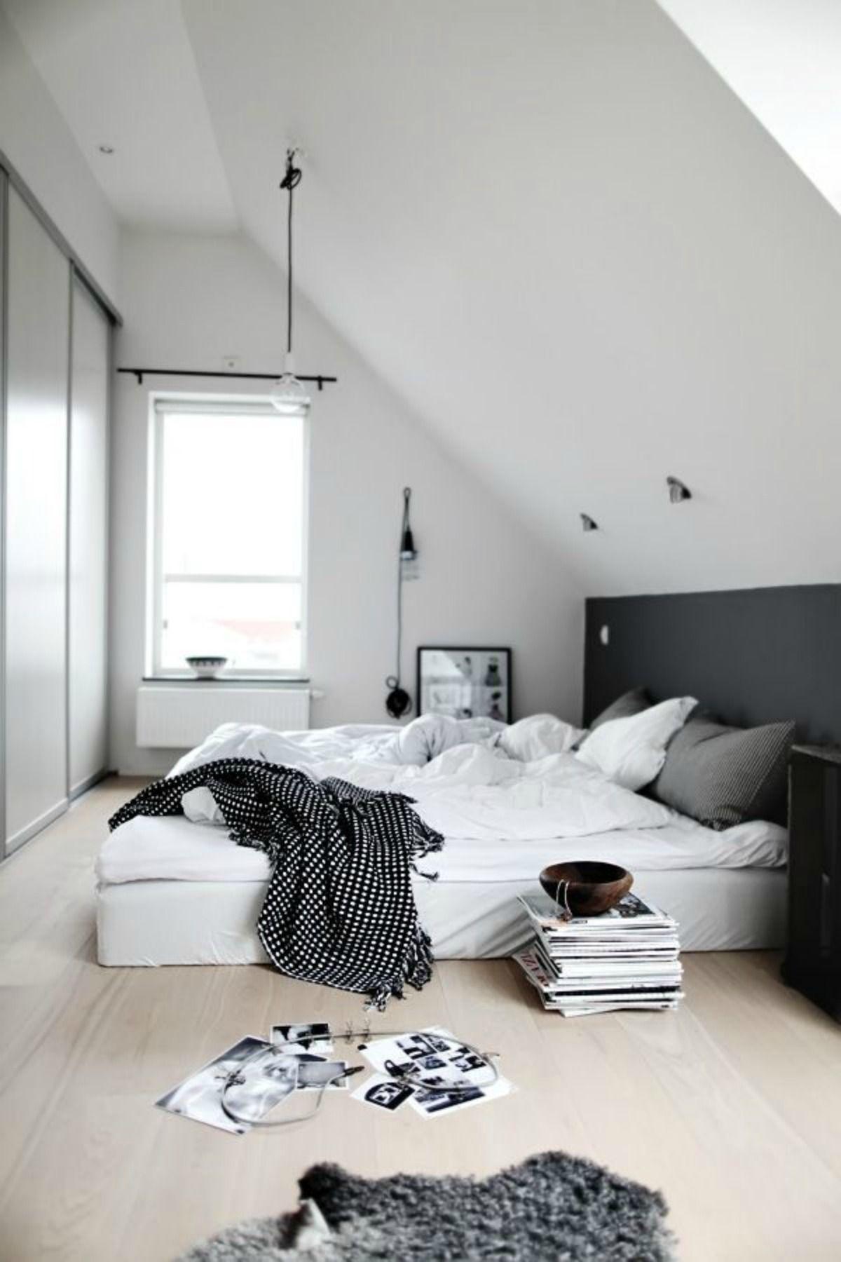 Camera Da Letto Bianca E Nera bedroom design ideas | camera da letto idee, idee per la