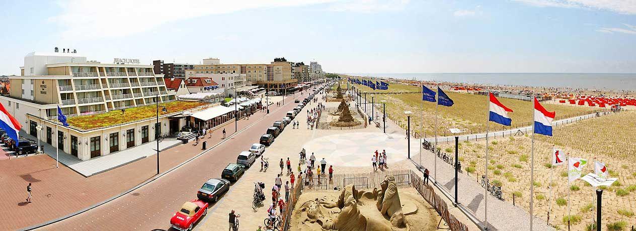 #Niederlande - Noordwijk: #Sommerurlaub am #Strand  3 o. 6 Nächte im 4* Hotel ab 189,- € pro Person