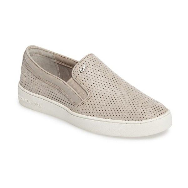 af71a42e8220 Women s Michael Michael Kors Keaton Slip-On Sneaker (€78) ❤ liked on Polyvore  featuring shoes
