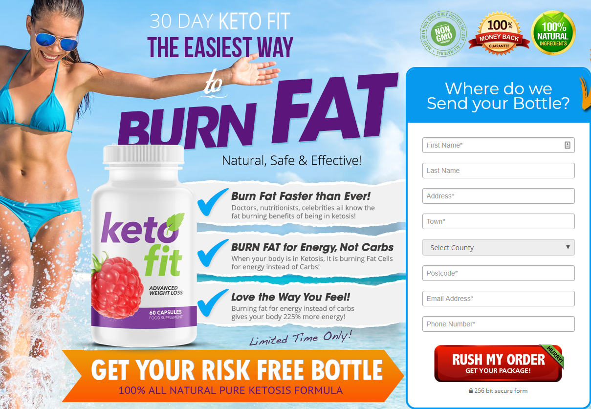 Keto Fit Diet Updated Reviews Benefits Legit Or Scam Keto Fit