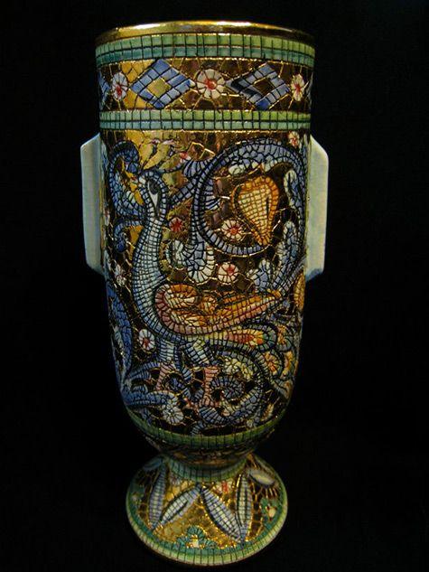 Mosaico-italiano-florero