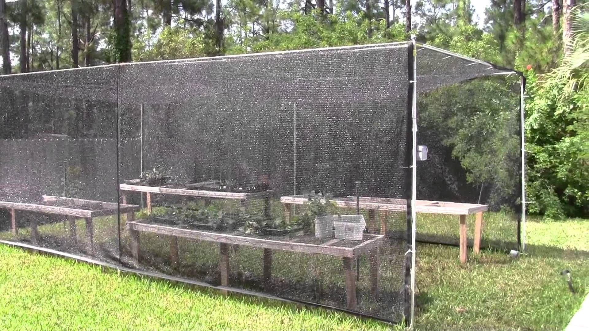 Shade House Greenhouse Shade Cloth Home Garden Design Backyard shade house designs
