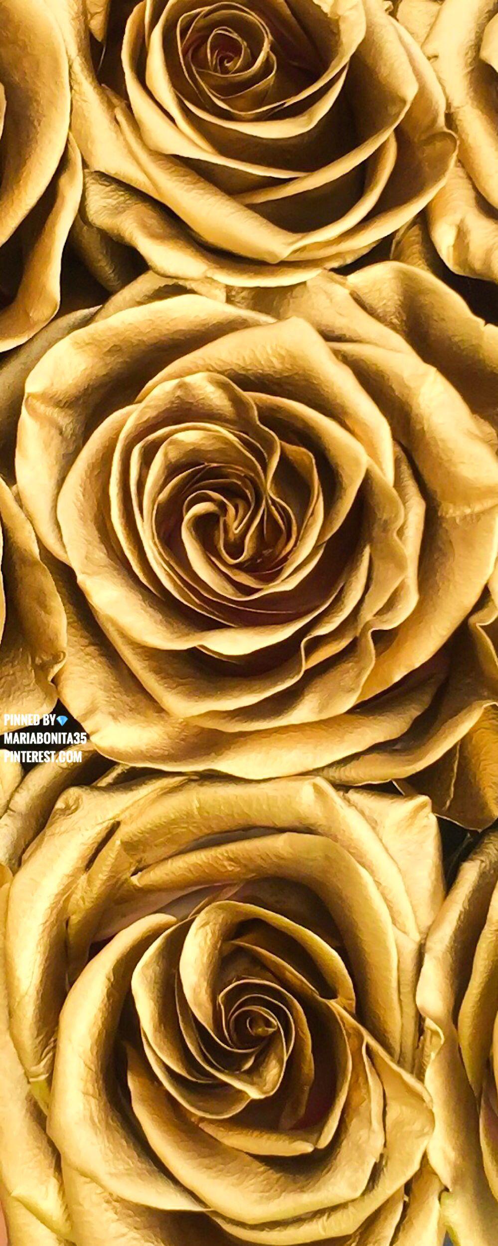 Rose Gold Wallpaper Aesthetic