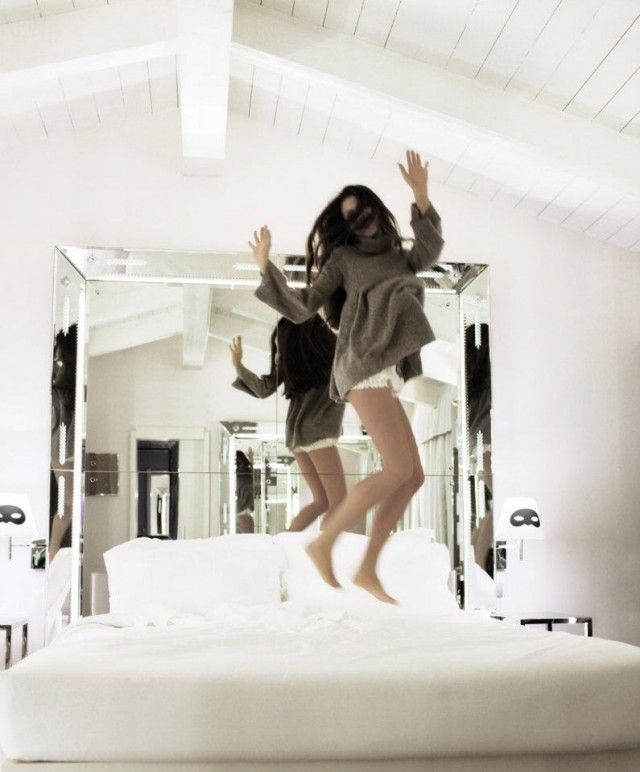 Hotel PalazzinaG diseño de Philippe starck - dintelo.es