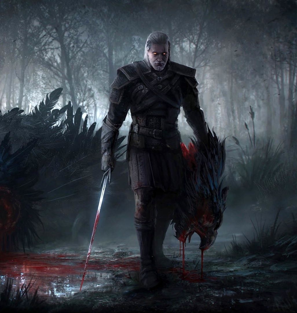 The Witcher 3wild hunt HD WallpaperArt The witcher