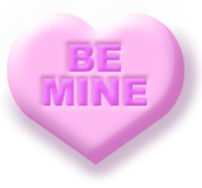 Valentine Conversation Heart Printables with Cherub Cupid Coloring ...