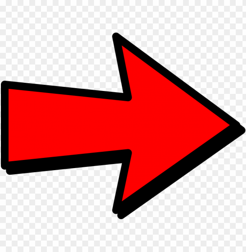Free Red Arrow And Black Png Png Image With Transparent Background Png Free Png Images Red Arrow Free Png Png Images
