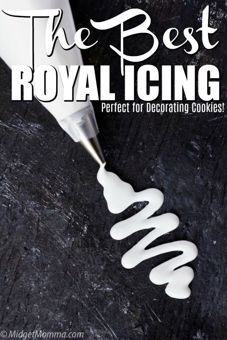 the best royal icing recipe